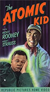 The Atomic Kid [VHS]
