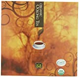 Ceylon Tea, Organic Oolong, 100-Count Tea Bags (Pack of 2)