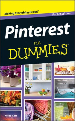 Pinterest For Dummies (For Dummies (Computer/Tech))