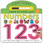 Wipe Clean - Numbers (Write & Learn)