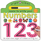 Wipe Clean - Numbers (Write & Learn)by Early Learning Centre