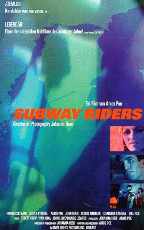 Subway Riders [VHS]