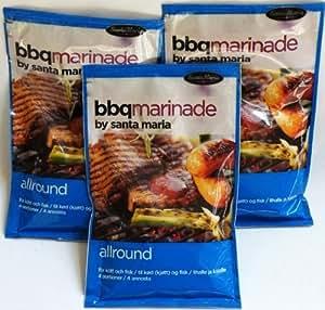 BBQ Marinade Allround