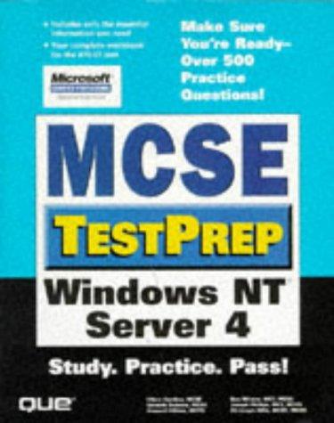 McSe Test Prep: Windows Nt Server 4