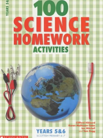 100 Science Homework Activities for Years 5 and 6
