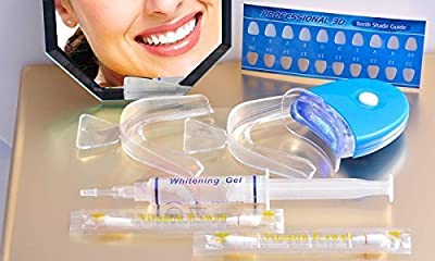 The Complete Professional 3D At Home Whitening Kit