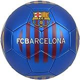 Ballon de football BARCA - Collection officielle FC BARCELONE - Supporter FC BARCELONA - Football Liga Espagne - Taille 5
