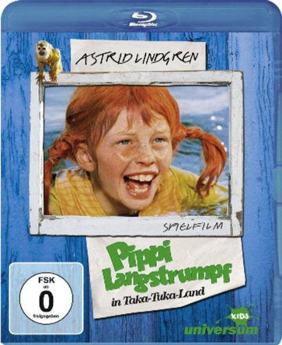 Pippi in Taka-Tuka-Land [Blu-ray]