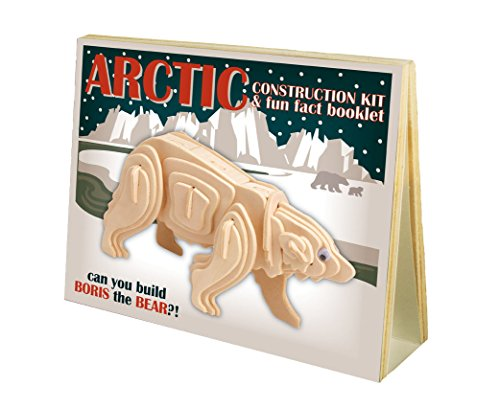 Animal Construction Kits Boris the Bear - 1