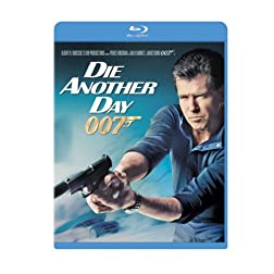 Die Another Day (50th Anniversary Repackage) [Blu-ray]