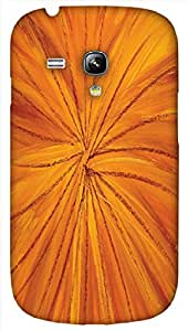 Timpax protective Armor Hard Bumper Back Case Cover. Multicolor printed on 3 Dimensional case with latest & finest graphic design art. Compatible with only Samsung I8190 Galaxy S III mini. Design No :TDZ-21163