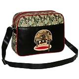 Paul Frank Julius the Monkey Design Messenger Shoulder School Travel Bag - Range of Designs Available!