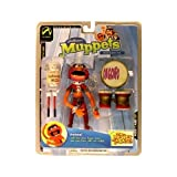 Muppet Show: Series 8 Exclusive Animal with Bass Drum, Bongo's & Insta-Grow Pills Action Figure