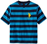 U.S. Polo Assn. Boys Striped T-Shirt