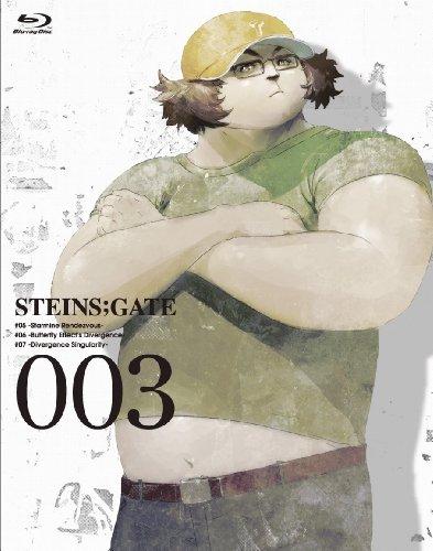 STEINS;GATE Vol.3 【初回限定版】 [Blu-ray]