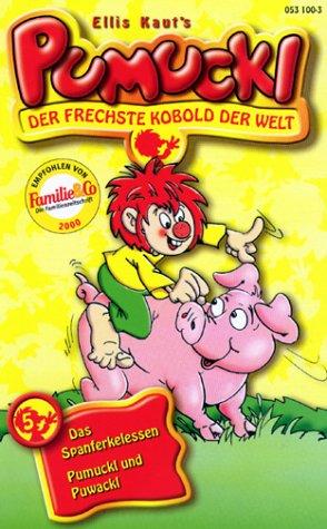 Meister Eder und sein Pumuckl 5: Das Spanferkelessen/Pumuckl und Puwackl [VHS]