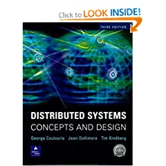 Distributed Systems: Concepts and Design - G Coulouris, Jean Dollimore, Tim Kindberg