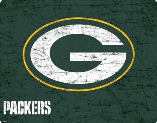 NFL - Green Bay Packers - Green Bay Packers Distressed - Microsoft Xbox 360 Slim (2010) - Skinit Skin