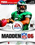 Madden NFL 06 with Book(s) (Prima Off...