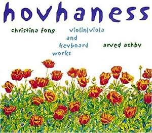 Violin Viola & Keyboard Works/Christina Fong Arved
