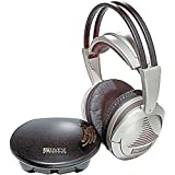 Audiovox Advent AW770 Wireless Headphones (Silver) (Discontinued by Manufacturer)
