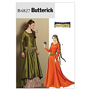 Butterick Costume Dress Pattern