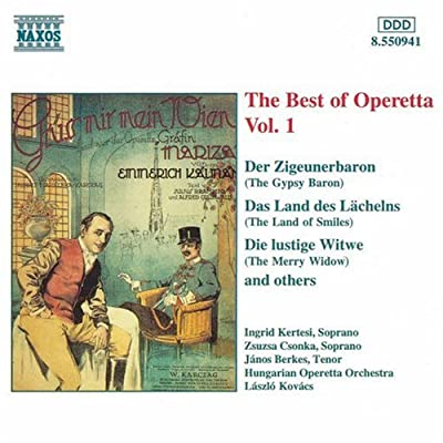Best of Operetta Vol. 1