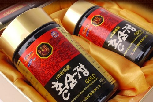 250G(8.8Oz) X 2Ea_Korean 6Years Root Red Ginseng Gold Extract_Saponin, Panax
