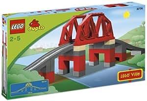 LEGO Duplo Legoville Train Bridge (3774)