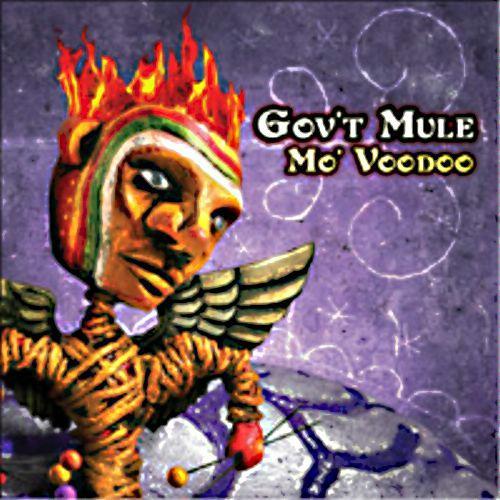 Amazon.com: Gov't Mule: Mo' Voodoo: Music