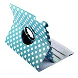 BMS New Multi Color Designer 360 Degree Rotating PU Leather Smart Flip Book Case Cover Stand For Ipad 2/3/4