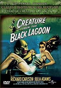L'etrange creature du lac noir