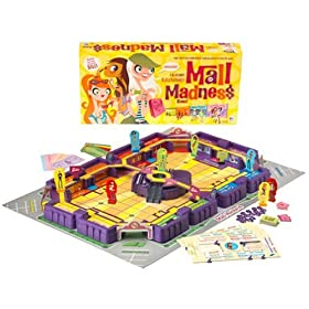 Mall Madness board game!