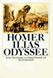 Ilias. Odyssee (insel taschenbuch)