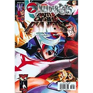 Thundercats Wildstorm on Thundercats Battle Of The Planets  Edition  1 Variation B  Wildstorm