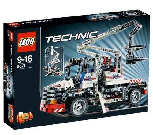 Technic – Service-Truck – 8071 jetzt bestellen