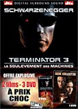 echange, troc Terminator 3 - Édition Collector 2 DVD / Bone Collector - Bipack 3 DVD