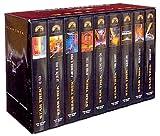 echange, troc Coffret Star Trek 9 VHS : Star Trek, le film / Star Trek II, la colère de Khan / Star Trek III, à la recherche de Spock / Sta