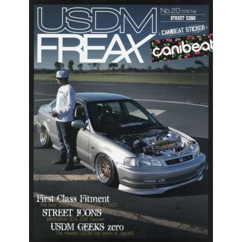 USDM FREAX(ユーエスディーエムフリーク) 2017年 01 月号 [雑誌]