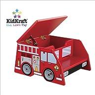 KidKraft Firetruck Step N Store