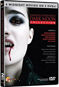 Dark Moon & Vampire Werewolf Collection (2pc)