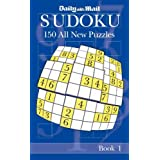 "The ""Daily Mail"" Book of Sudoku: Bk. 1by Daily Mail"