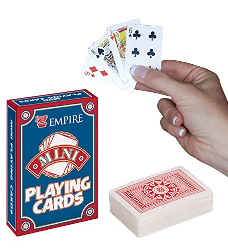 Funny Party Hats ab115 Mini Playing Cards