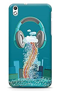 GeekCases Music Cyclone Back Case for HTC Desire 816