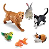 Learning Resources Jumbo Domestic Pets