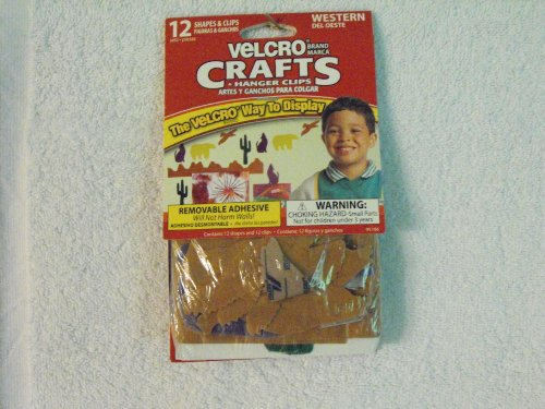 Velcro Crafts Western
