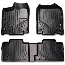 Sale A B Maxfloormat All Weather Floor Mats For Ford Edge Complete Set Black Description