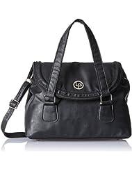 Lino Perros Women's Handbag (Black) - B01HT49DDY