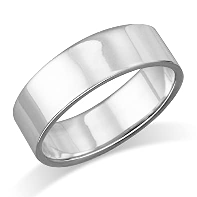 the most expensive wedding ring flat silver wedding rings