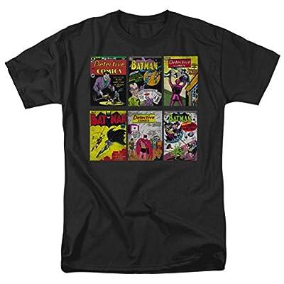 DC Batman BM Covers T-Shirt